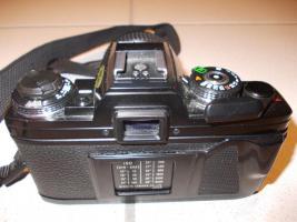 Foto 4 Minolta X-700, 3 Objektive, Blitz, Tasche