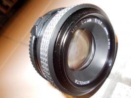 Foto 10 Minolta X-700, 3 Objektive, Blitz, Tasche