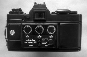 Foto 2 Minolta XD7 schwarz + Zubehör zu verkaufen ,