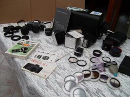 Minolta XE1 Fotoausrüstung