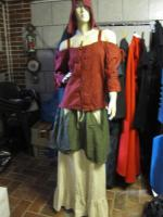 Mittelalter Larp Gothic - Kleidung und Figuren