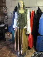 Foto 3 Mittelalter Larp Gothic - Kleidung und Figuren