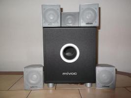 Foto 2 Mivoc DSX 8500 5.1 System Dolby Surround !!!! Neu !!!  40 €  !!