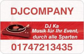 """Mobile Disco, Feier, Party, Tanz mit DJ Ka ""DJCOMPANY"""