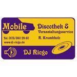 Mobile Discothek mit DJ Ricgo