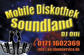 Mobile Diskothek Soundland