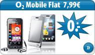 Mobile Flat + Touchscreen Handy LG GD510 Pop Silver