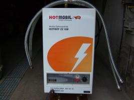 Mobile Heizzentrale Station Heizung für Ihr Eigenheim