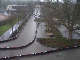Mobile Kartbahn, 2010 noch Termine frei! HEIDFELDRACING.DE