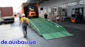 Foto 2 Mobile Laderampe für LKW Ausbau