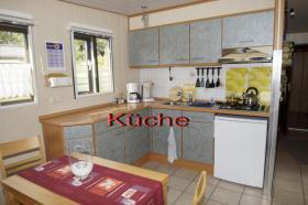 Mobilheim K�chen