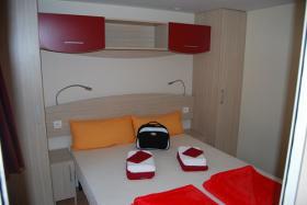 Foto 2 Mobilheim in Kroatien/Dalmatien 32 qm am Meer