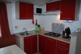 Foto 3 Mobilheim in Kroatien/Dalmatien 32 qm am Meer