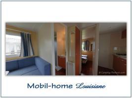 Sitzbereich Mobilheim