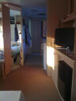 Foto 3 Mobilheim mit Vorbau auf schöner Parzelle an der Iyssel zu verkaufen!!!!!!!