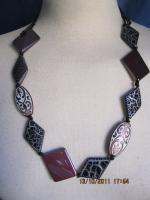 Foto 8 Mode-Accessoire '' Halskette Collier Modeschmuck''