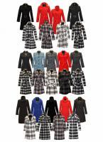 Mode Fashion Kollektionen Textile Bekleidung