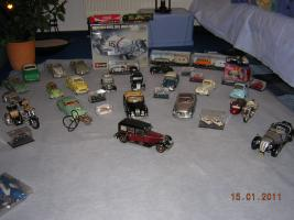 Modell Auto/Räder Sammlung