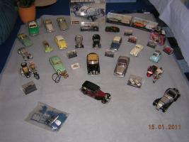 Foto 2 Modell Auto/Räder Sammlung