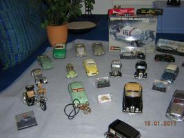 Foto 3 Modell Auto/Räder Sammlung