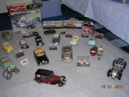 Foto 4 Modell Auto/Räder Sammlung