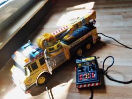 Foto 5 Modellauto DEMAG 500 Tonnen Baukran ! Mit FB