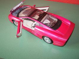 Modellauto Jaguar