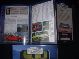Foto 2 Modellauto Opel GT