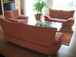 Foto 4 Moderene Couchgarnitur 3/2/1 zum Schnäppchenpreis