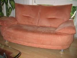 Foto 2 Moderene Wohnzimmer Couchgarnitur 3/2/1 zum Top-Preis