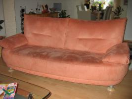 Foto 4 Moderene Wohnzimmer Couchgarnitur 3/2/1 zum Top-Preis