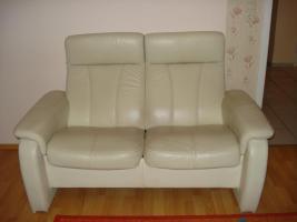 Foto 4 Moderne 2 ,3 Sitzer, Ledersofa mit Funktion.