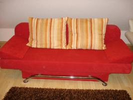Moderne Schlafcouch, Sofa.