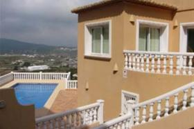 Moderne Villa in Benitachell an der Costa Blanca