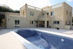 Moderne Villa in Calpe an der Costa Blanca