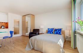 Foto 2 Moderne Wohnung an zentraler zu vermieten