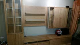 Moderne Wohnzimmer Schrankwand inkl. lieferung bis 75Km