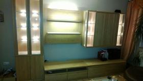 Foto 5 Moderne Wohnzimmer Schrankwand inkl. lieferung bis 75Km