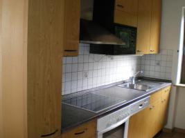 Moderne, hochwertige, gebrauchte Küche