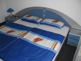 Modernes Bett