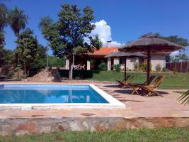 Modernes Haus in Villarrica Paraguay, mit Pool Preis VB