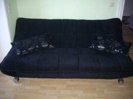 Foto 3 Modernes Kippsofa mit Schlaffunktion