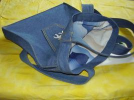 Foto 2 Modische und praktische  Liasta -  Shopping-Bag: ''Kleine Wildkatze''