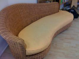 Foto 2 Modisches Domicil Sofa fast wie neu, günstig abzugeben
