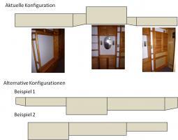 Foto 4 Modulares Wandschranksystem aus Massivholz-Kiefer kostenlos