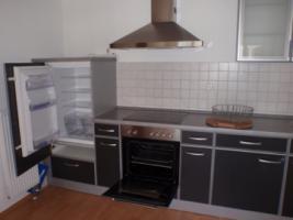 Foto 2 Modulküche Marke Impuls mit Whirlpooleinbaugeräten
