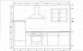 Foto 3 Modulküche Marke Impuls mit Whirlpooleinbaugeräten