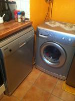 Foto 2 Möbel Elektrogeräte Waschmaschine Kühlschrank Wohnungsauflösung