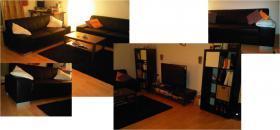 Möbel (Wohnzimmereinrichtung sowie Schlafzimmerschrank)