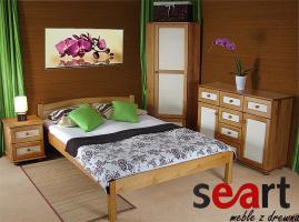Möbel aus massivem Holz